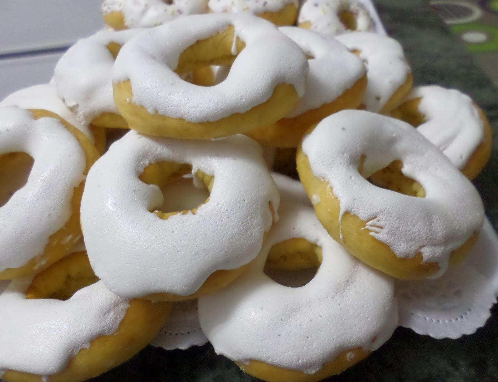 Baño Blanco Rosquillas:Mi pastelería: Rosquillas de San Blas