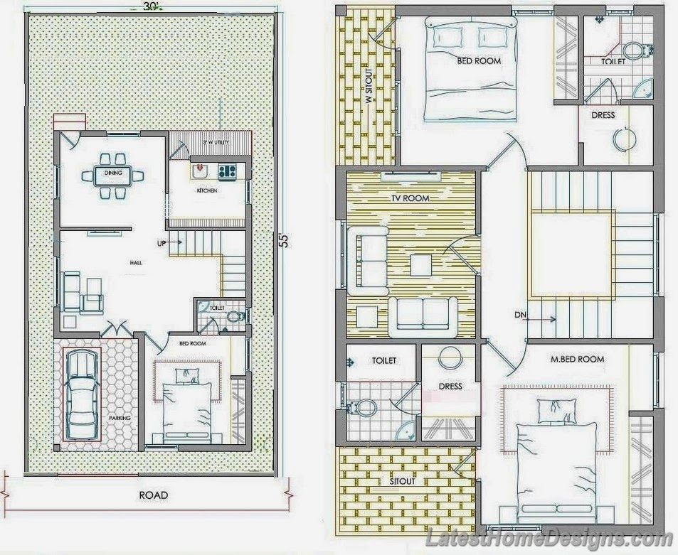 25 perfect images 3 bhk house plan building plans online 3bhk house plan