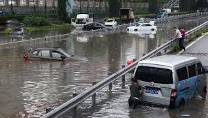 Inundaciones China, 18 de Mayo 2013