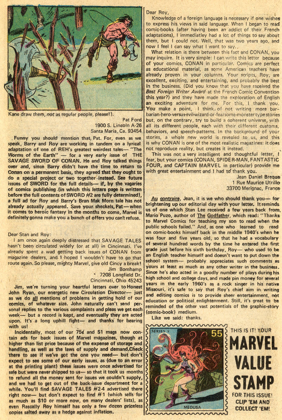 Conan the Barbarian (1970) Issue #43 #55 - English 22
