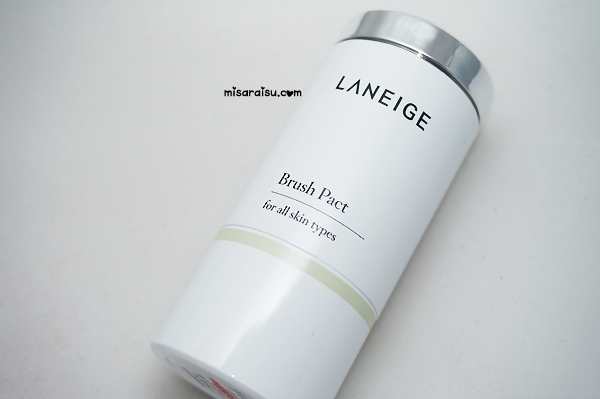 laneige pore powder brush pact