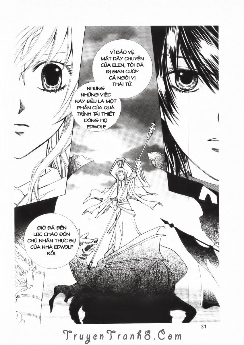A Kiss For My Prince - Nụ Hôn Hoàng Tử Chapter 17 - Trang 32