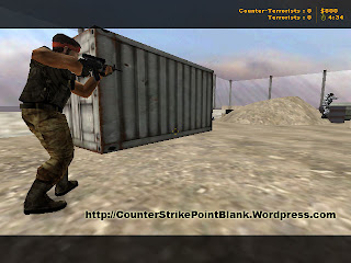 Point Blank Dm_Crackdown_SG552 Map - Optimized for Higher FPS