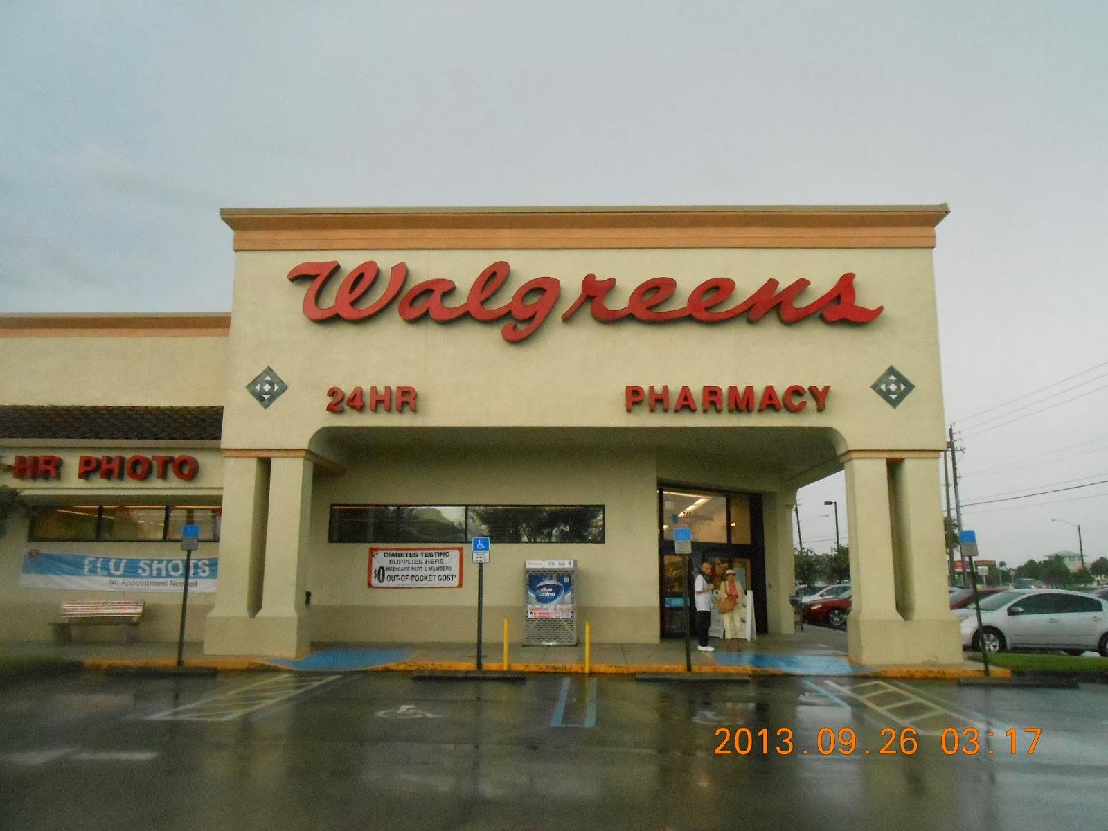 Walgreens Boynton Beach Blvd And Congress