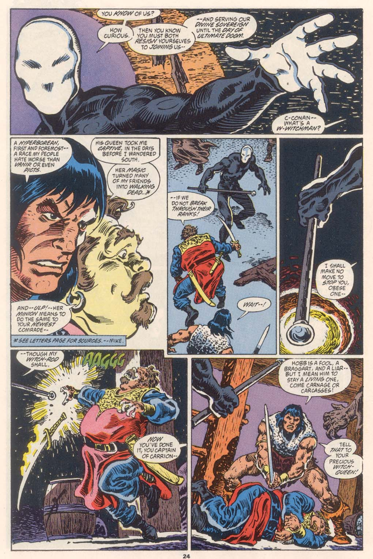Conan the Barbarian (1970) Issue #252 #264 - English 19