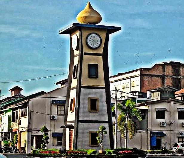 Parit Buntar Malaysia  City pictures : Menara Jam Kemerdekaan Malaysia #VMY2014 Relaks Minda