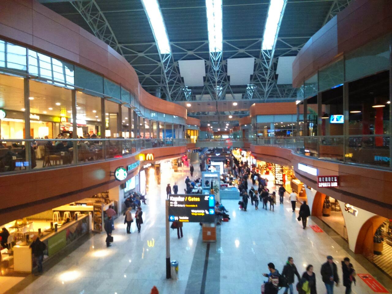 Aeropuerto de Sabiha Gokcen