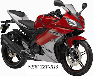 New Yamaha R15 Version 2.0