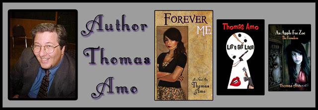 Author Thomas Amo