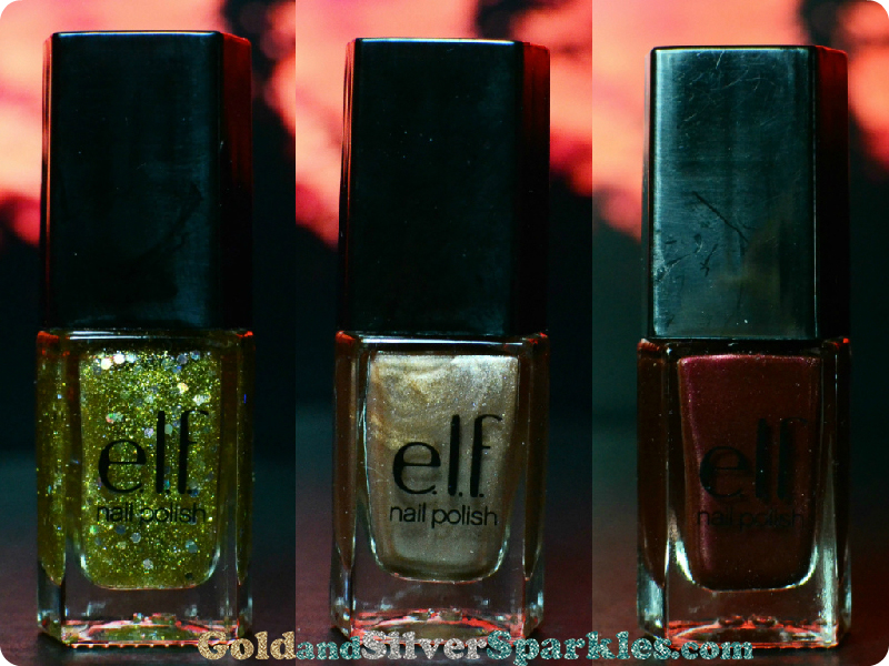elf glam bam nail polish set