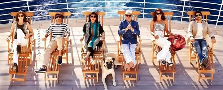 Dil Dhadakne Do Songs Lyrics