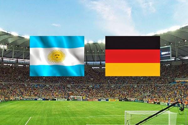 Final Argentina - Alemania 2014