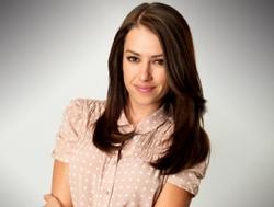 Andrea garcia directora de cine porno en accioacuten entra al reality show en tiempo real - 3 8