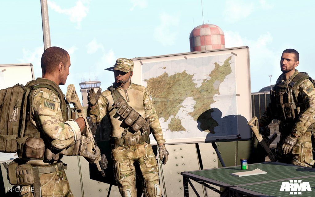 arma 3 win dlc screenshot