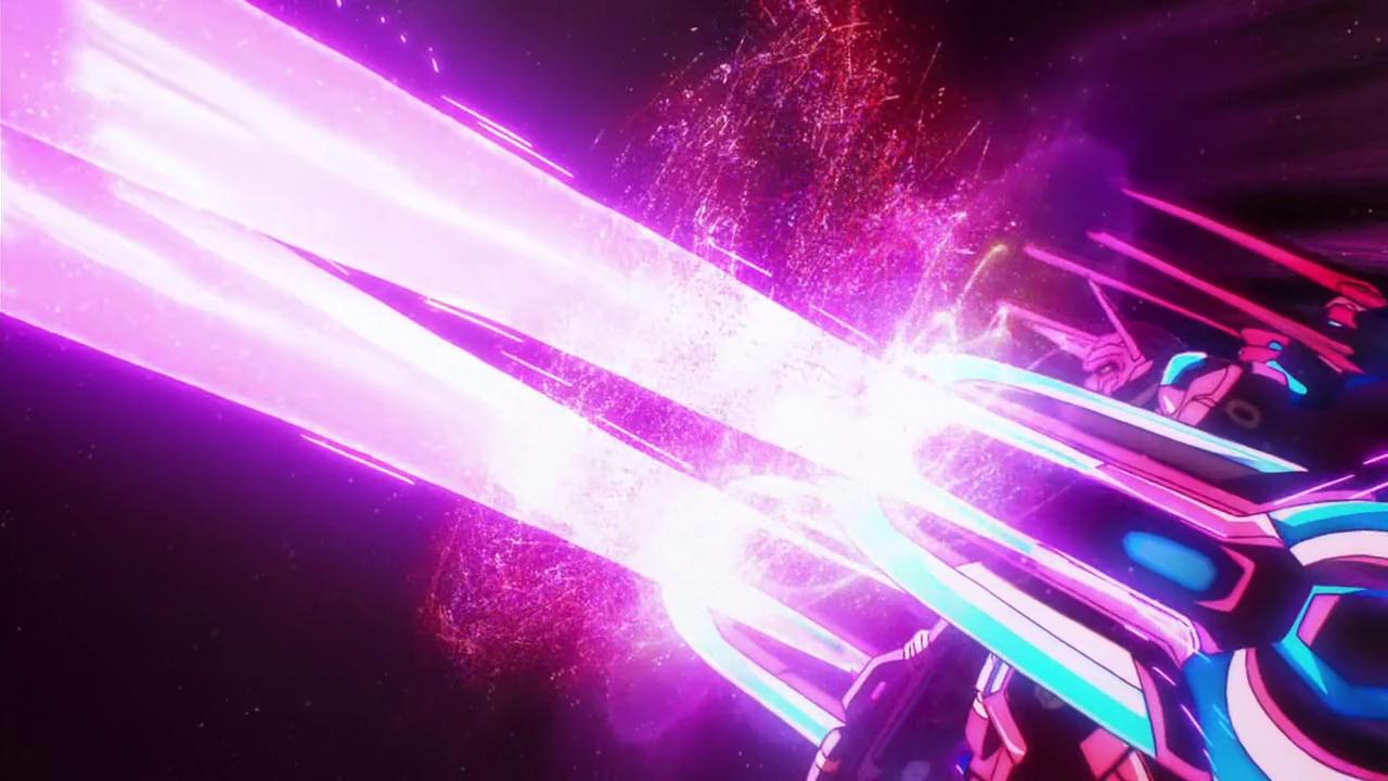 Resoconto Gundam Reconguista in G ep 23