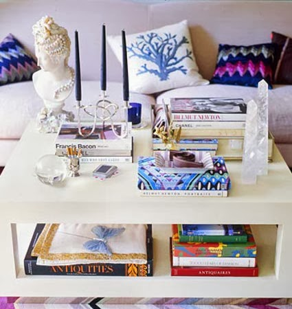 Ideas To Decorate Your Coffee Table My Little Sweet House