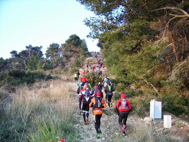 Gruissan Phoebus trail 2012