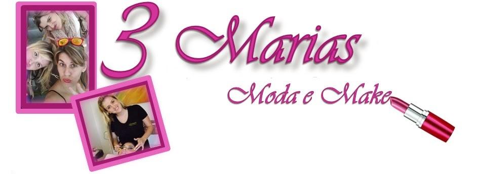 3 Marias Moda e Make