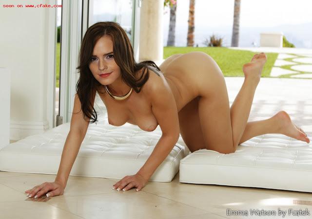 pelada Emma Watson fica nua fotos