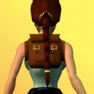 Foster Leathercraft Lara Croft Backpack