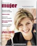 Revista Atelier Mujer 02 enero 2012