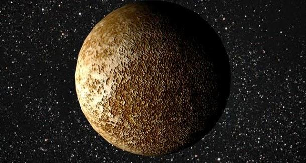 Um dia em Mercúrio é igual a 58 dias terrestres