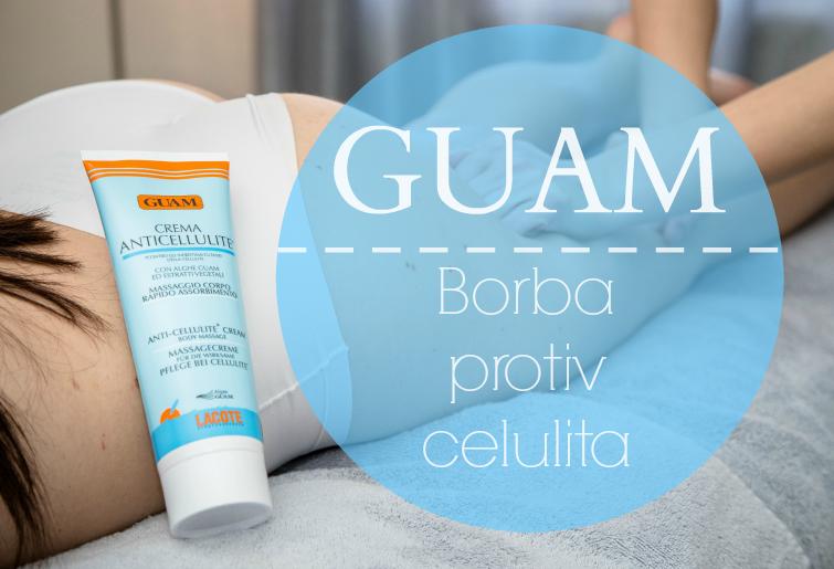 Guam fango anti celulit tretman pudrijera