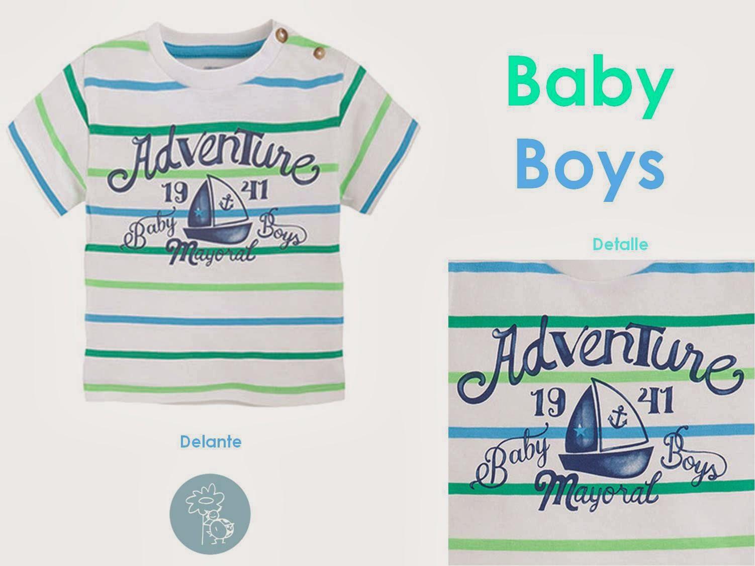 Mayoral camiseta barco niño en Blog Retamal moda infantil y bebe
