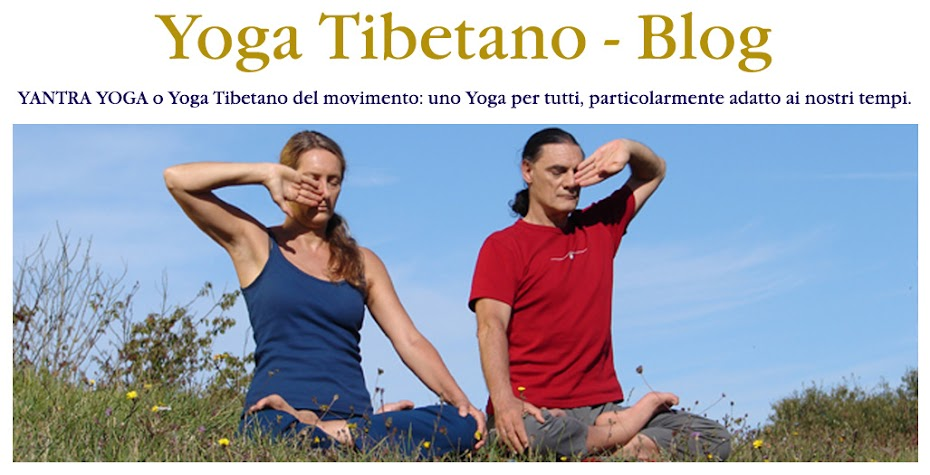 Yoga Tibetano - Blog