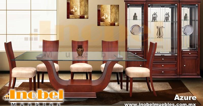 Muebles y decoraci n para el hogar vitrinas para comedor - Comedores clasicos modernos ...