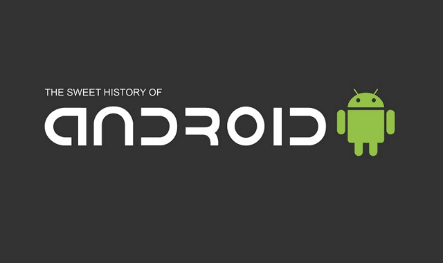 A Sweet History Of Android - From Cupcake to Marshmallow