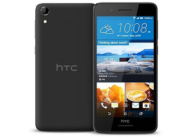 HTC Desire 728 Dual SIM Black