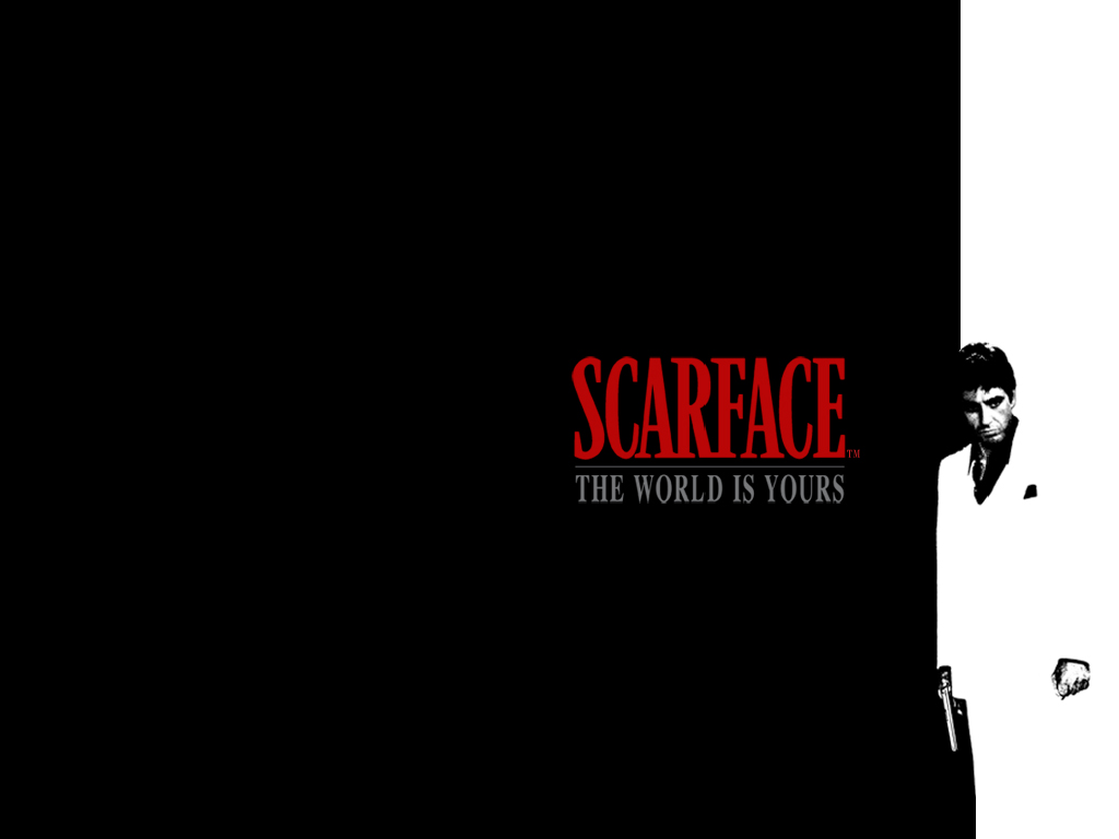 Maritza craig scarface background - The world is yours wallpaper ...
