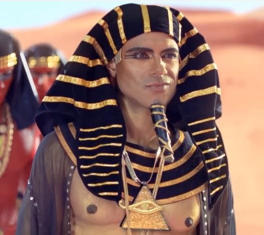 Le secret occulte des stars de la musique comme instrument de séduction et de domination des âmes  Pharaon+katy+perry