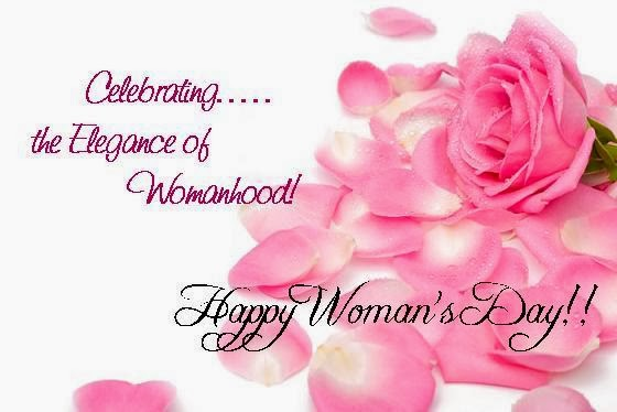 Celebrating the elegance of womanhood, Happy Womes Day