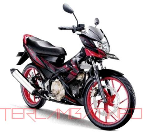 Satria FU 2013