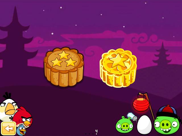 Golden Mooncakes