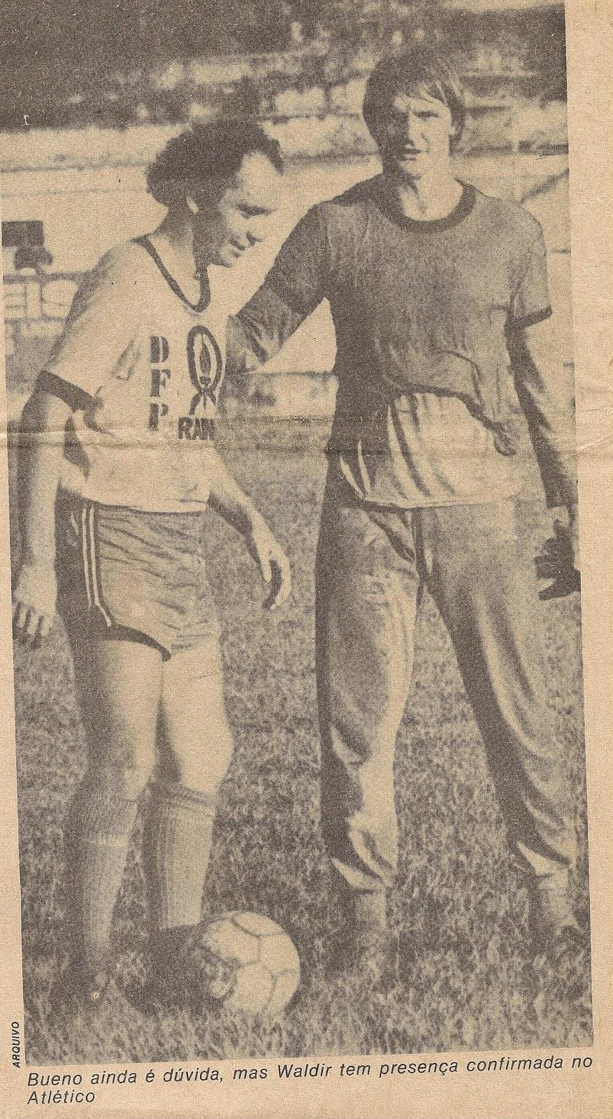 Valdir e Alexandre Bueno