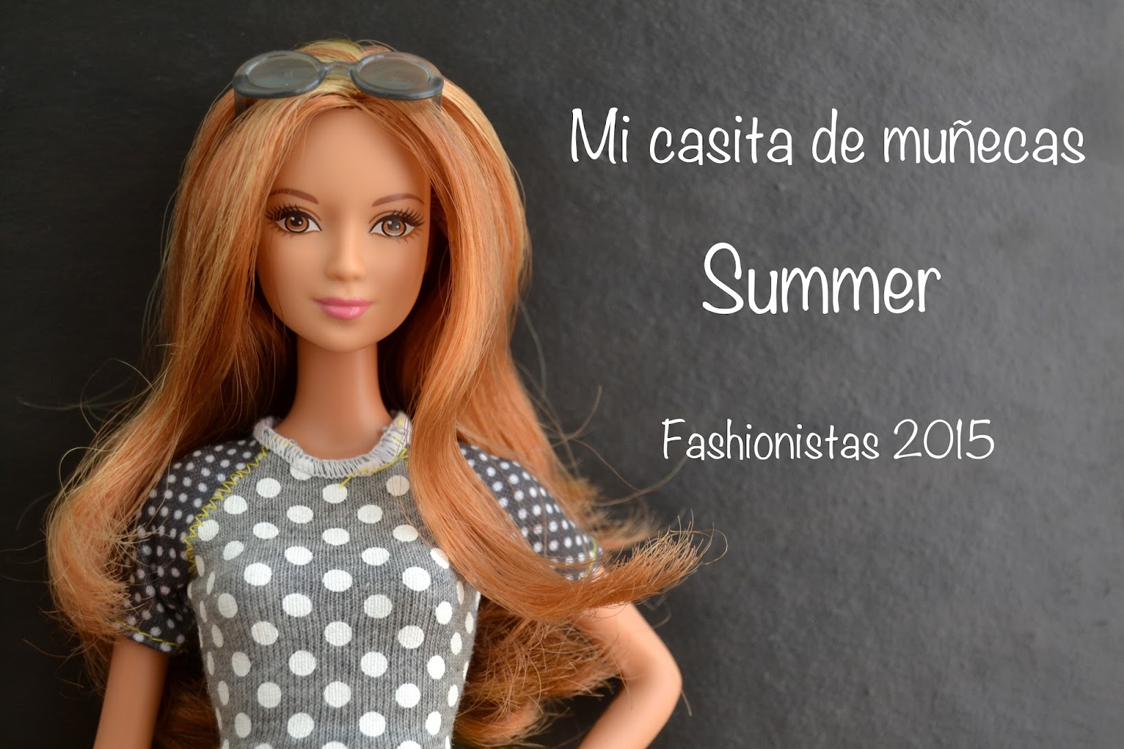 Barbie Fashionistas 2015. Summer, Kayla, Lea, Barbie.