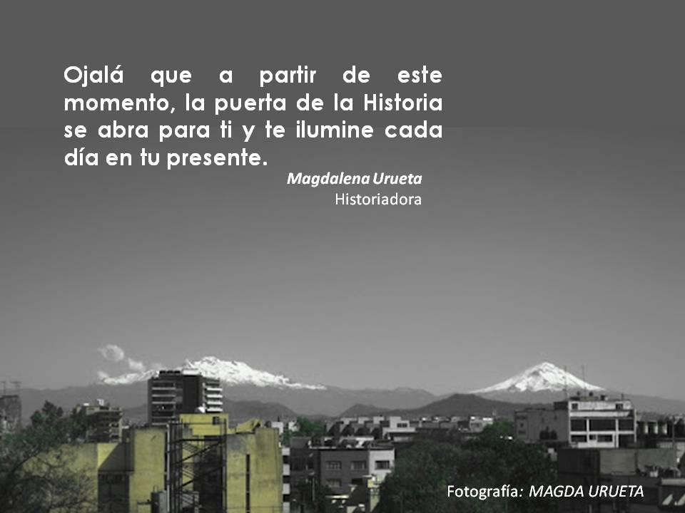 Magda en la Historia... por ti