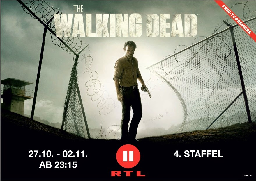 Download The Walking Dead Season 5 + Subtitle Indonesia Gratis