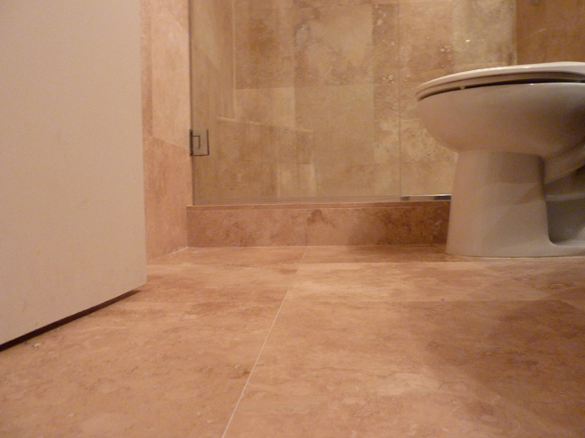 Marble tile wood laminate tampa bay floor travertine for Hardwood floors vs tile