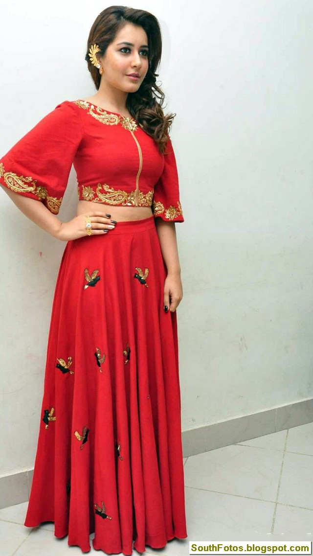 Rashi Khanna Hot Photos