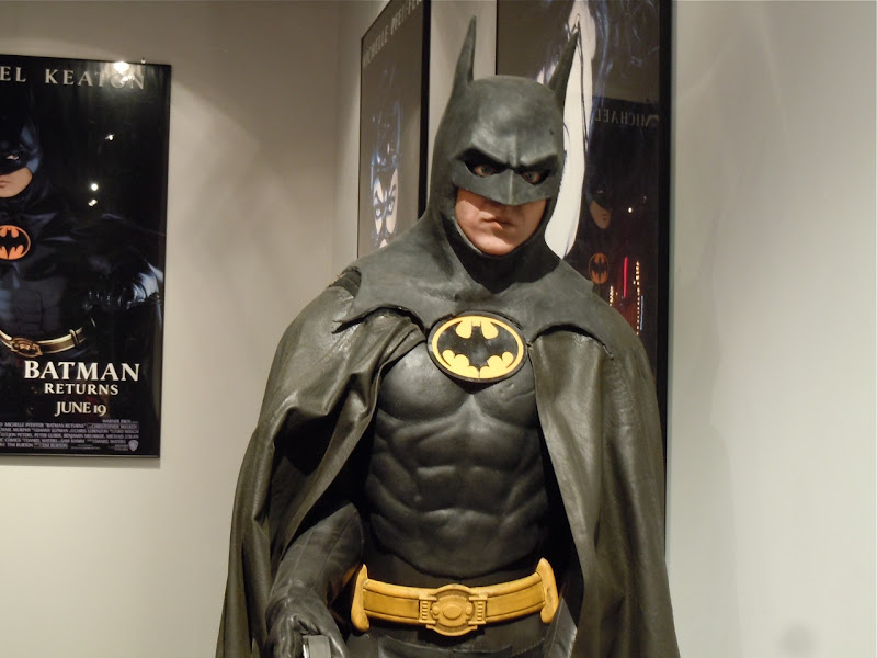 Michael Keaton Batman batsuit