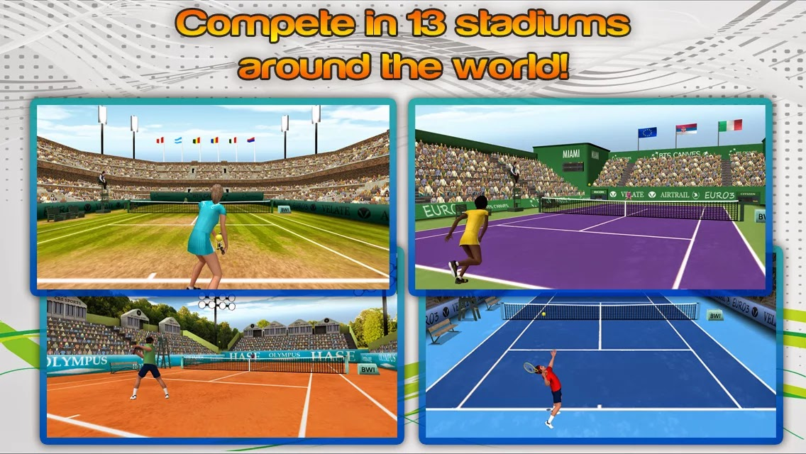 First Person Tennis World Tour v1.6