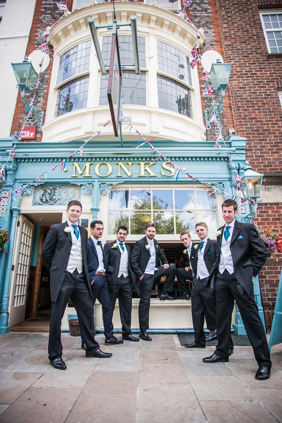 Jordan & Phil | Square Tower Portsmouth Wedding | Paul Thurlow Images