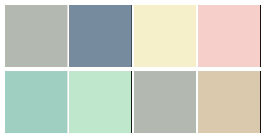 Pastel Colors Paint