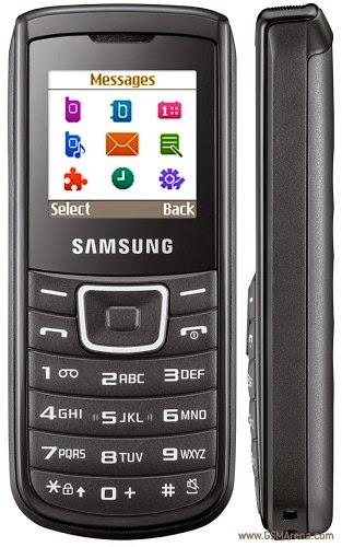 Samsung E1100T Latest Flash Files
