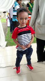 Faiq Aqwa bin Faizol