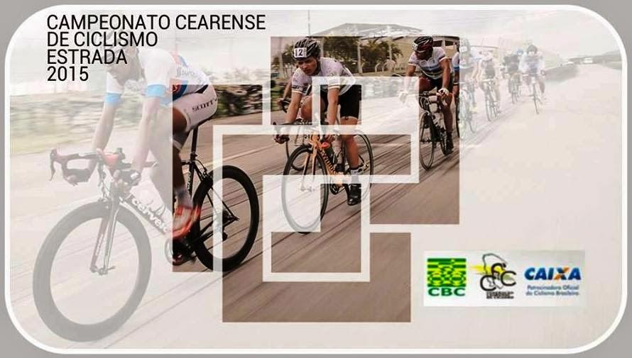 Campeonato Cearense de Estrada 2015